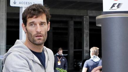 Mark Webber, 40 anni, 215 GP disputati in F1. Reuters