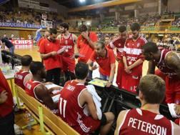 Simone Pianigiani, 47 anni, coach dell'Hapoel Gerusalemme ai quarti di finale CIAMILLO