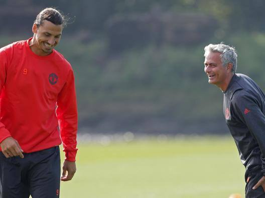 José Mourinho, 54 anni.