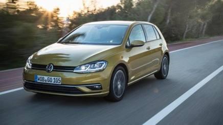 La nuova Volkswagen Golf