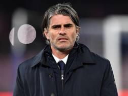 Diego Lopez, nuovo tecnico del Palermo. Getty