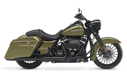 L'Harley-Davidson Road King Special