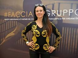 Giusy Versace. LaPresse