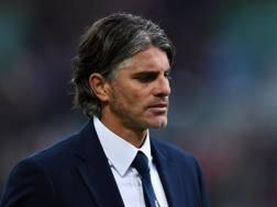 Diego Lopez, da un mese sulla panchina del Palermo. Getty