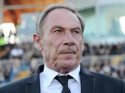 Zdenek Zeman, 69 anni. ANSA