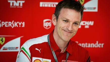 James Allison, ex direttore tecnico della Ferrari. Epa