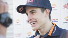 Marc Marquez, 24 anni. Getty