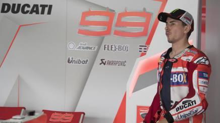 Jorge Lorenzo, cinque titoli mondiali. Getty