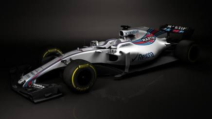La nuova Williams per il mondiale 2017 di F.1. www.formula1.com