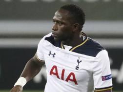 Moussa Sissoko, centrocampista del Tottenham.  Ap