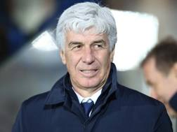 Gianpiero Gasperini, allenatore dell'Atalanta. Lapresse