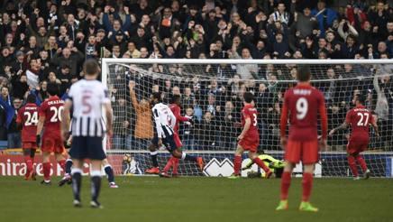 Il gol decisivo di Cummings. Reuters