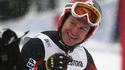 Ivica Kostelic, 37 anni. Afp