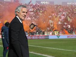 Roberto Donadoni, 53 anni. Ansa