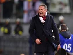 Il tecnico del Torino Sinisa Mihajlovic. LaPresse