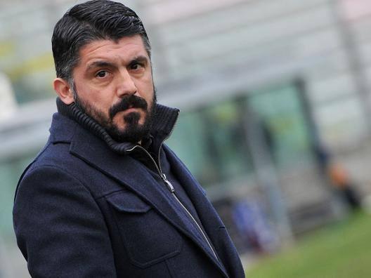Rino Gattuso, allenatore del Pisa. LaPresse