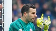 Samir Handanovic, 32 anni. LAPRESSE