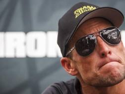 Lance Armstrong, 45 anni. AP