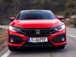 La nuova Honda Civic