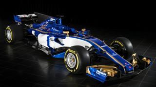 Sauber, ecco la nuova C36 per il Mondiale 2017