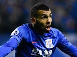 Carlitos Tevez, ex attaccante della Juventus. Reuters