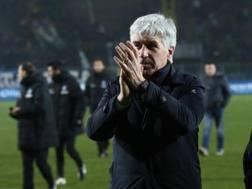 Gian Piero Gasperini, 59 anni . Ansa