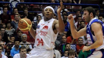 David Hawkins, 34 anni, a Milano nellla stagione 2010-2011 LAPRESSE