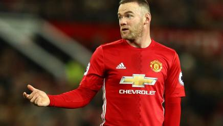 Wayne Mark Rooney, 31 anni, attaccante inglese del Manchester United. Getty