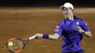 Kei Nishikori, 27 anni, numero 5 del mondo AP