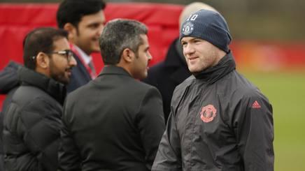 Wayne Rooney, 31 anni. Reuters