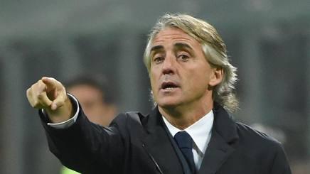 Roberto Mancini, favorito per la panchina del Leicester. Ansa