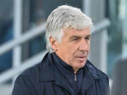 Gianpiero Gasperini, allenatore dell'Atalanta.  Ansa
