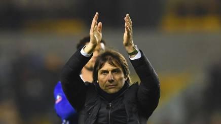 Antonio Conte, da luglio tecnico del Chelsea. Getty