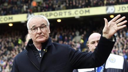 Claudio Ranieri, esonerato dalla panchina del Leicester. Epa
