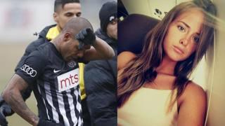 """Belgrado, Buu razzisti a Luiz: la vicepresidente del Rad: """"Tornatene in Brasile a..."""""""