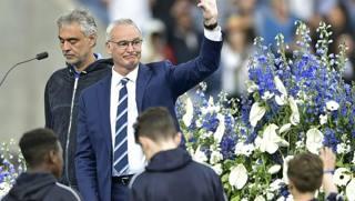 Claudio Ranieri. Ansa