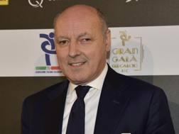 Giuseppe Marotta, 59 anni,. amministratore delegato della Juventus. Ansa