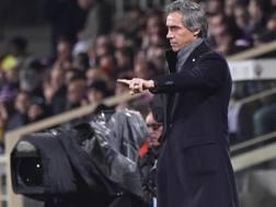 Il tecnico della Fiorentina Paulo Sousa. Ansa