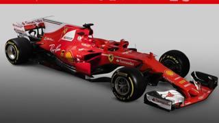 Ferrari, ecco la SF70H