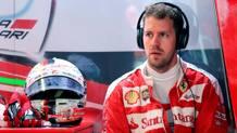 Sebastian Vettel, quattro titoli iridati in F1. Getty
