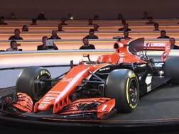 La prima immagine della nuova McLaren di F1