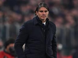 Diego Lopez, tecnico del Palermo. Getty