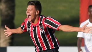 Augusto Galvan, 17 anni.