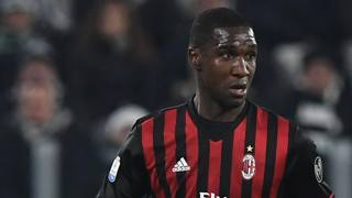 Cristian Zapata, difensore colombiano del Milan. Getty