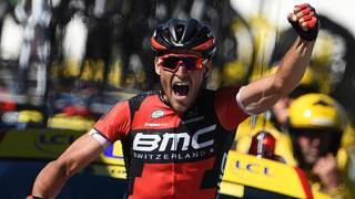 Greg Van Avermaet, 31 anni, campione olimpico. Afp