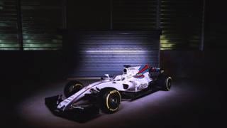 La nuova Williams FW40