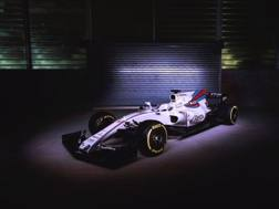 La nuova Williams FW40