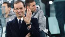 Massimiliano Allegri. Ansa