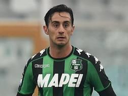 Alberto Aquilani, centrocampista del Sassuolo. Getty Images