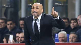Luciano Spalletti, 57 anni, allenatore della Roma. Ciamillo e Castoria
